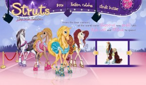 Playmates Toys Interactive Website 5