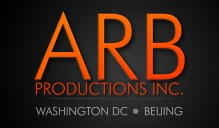 ARB Productions Interactive Website Design
