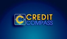 Credit Compass Logo Design byJamin