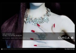Circa Jewels Interactive Website Design 3
