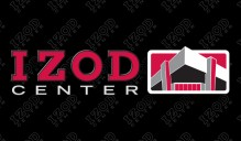 Izod Center Interactive Website Design Logo